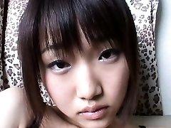 Sottotitolato virtuale Giapponese masturbazione supporto in POV