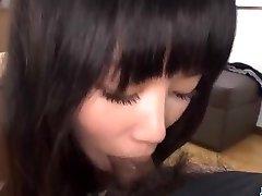 Yumi Tanaka blir rakad fitta och sedan knullade