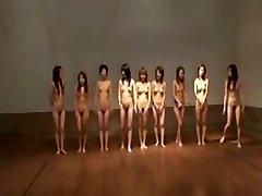oriental gym girls-by PACKMANS