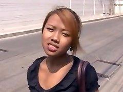 Amatérský Thai Cuties jane 19yo
