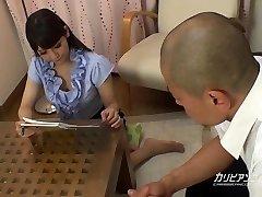 Lascivious Sex Teacher Rei Mizuna