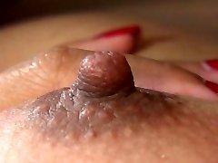 Oriental titty fuck is arousing