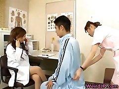 Super slutty japanese babes in bizarre part5