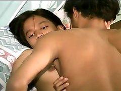 Malásia adolescente Hotty