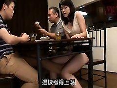 haarige asiatische schnappt erhalten eine hardcore hämmern