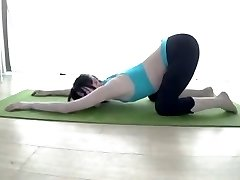 Wii Fit Trainer Yoga asian cosplay girl