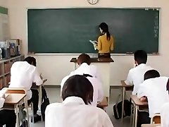 Maria Ozawa-hot teacher having hook-up in school
