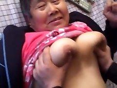 japonija granny