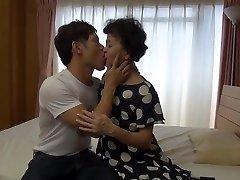 Kimiko Isogai 64-year-old japanese grandmother