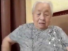 Japonijos Grannie 80yo