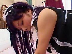 Greatest Japanese woman Hikaru Wakana in Exotic 3D Toons, Finger-banging JAV clip