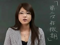 Erika Sato - Woman Educator Nakadashi Anal Onslaught