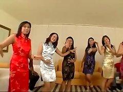 Tailando Gangbang 1 Dalis