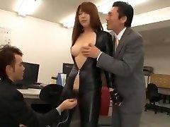 Amazing Japanese tart Shiori Kamisaki in Best Fetish, Dildos/Fucktoys JAV movie