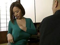 Ruri Saijou in Enjoy Daddy In Law More Than Spouse part 1.2