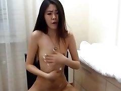 seksualus korėjos mergina squirts ant kameros