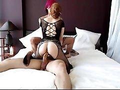 Making a porn vid at home