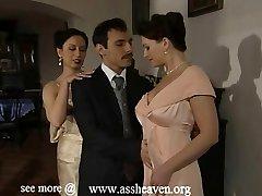 Jessica Fiorentino  Case Chiuse sequence Two