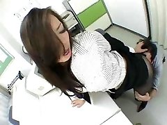 Asian Stocking Worship Lovemaking