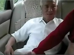 Old man asian fuck mature woman
