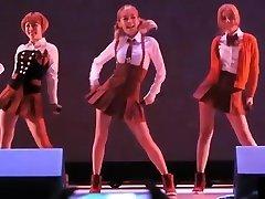 Tanec Rusko - Kórejská Verzia