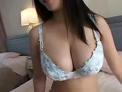 Playing With Good-sized Tits