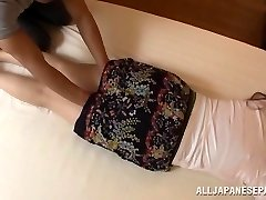 Aoi Aoyama enticing hot mature Chinese babe in hardcore activity
