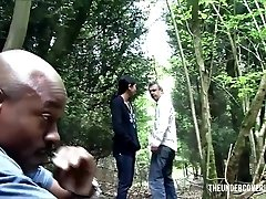 Stranded Teen in the Woods