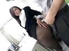 The Hottest Pantyhose Adore Scene EVER