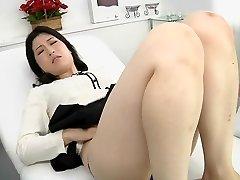 Japanese lesbian softcore spitting massage medical center Subtitled