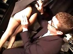 Lilly fucked Assistant