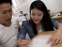 Chaude Coréenne Des Enseignants Avec Leurs Élèves
