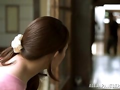 Mako Oda scorching Asian milf in scorching group mmf action
