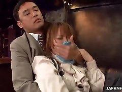 Office worker bekam roofied und gefickt von Ihrem co-Arbeiter