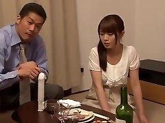 Ich, In Der Tat, Weiter Gefickt, Vom Chef Des Mannes ... Eri Hosaka