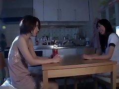 Hot Asian Schoolgirl Lures Defenseless Teacher