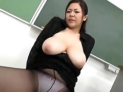 Yuki Sakurai - Spectacular Asian Teacher