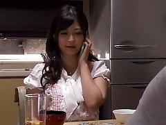 Meine Frau Begann Eine Affäre .... In der Lage Zu Tun, Ohne Angst Und Frustration Der Ehelichen Beziehung, die Gekühlt Genug, Um Irreparable Auch Schöne Tochter-in-law zu Betrügen Verrückt Zu Beseitigen Und Sauber, Andere Nicht-Stick. Nozomi Sato Haruka