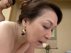 ÂME-38 - Yuri Takahata Principal vieille Femme Vierge