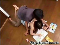 Japonais Adolescent Abusé!