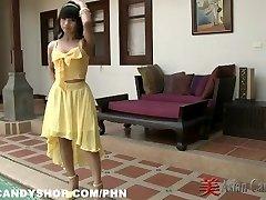Thai Bargirl Nuch Behind the Vignettes