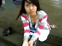الإندونيسية-anggi افتضاحي من بوجور
