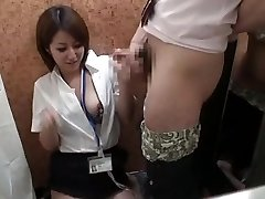 Japanese Dressing Guest Room Flash(censored) #5