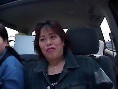Asiatique Mature Mélange Orgie-Segment 1