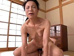 Japonais Mamie de 70 ans (censuré)