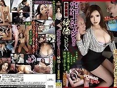 Hottest Japanese slut Marina Aoyama in Crazy cunnilingus, gang-bang JAV video