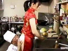Fuckin' in chinese_restaurant