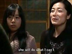 היפני אמא לבת שמירה על הבית m80 צוללות