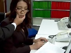 Subtitles - Boss humped her japanese secretary Ibuki
