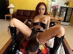 Incredible pornstar Annie Cruz in best blowjob, assfuck sex pin